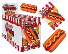 Super Gummy Hot Dogs