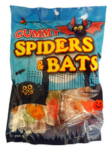 Spiders & Bats 250g