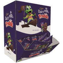 Cadbury freddo frog plain milk chocolate
