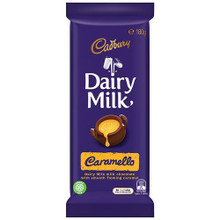 cadbury caramello block