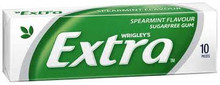 wrigleys extra spearmint pellet