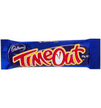cadbury timeout bar