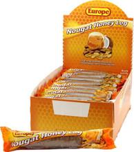 Nougat Honey Log 40g