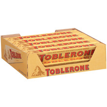Toblerone 20 x 100g display box
