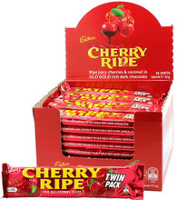 Cherry Ripe Twin Pack display box