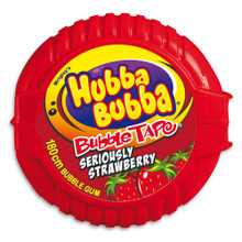 Hubba Bubba Strawberry Tape