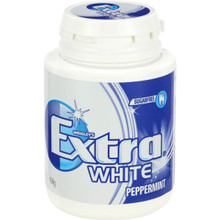 extra white peppermint