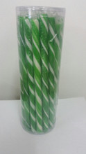 candy pole green