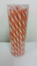 candy pole orange