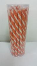 candy pole orange