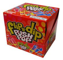 Flip n Dip Push Pop