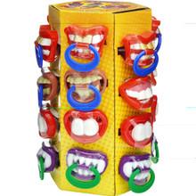 teeth dummy lollypop