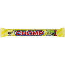 cadbury chomp caramel chocolate wafer bar