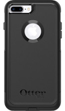 OtterBox Commuter Case iPhone 8+/7+ Plus - Black