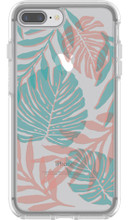 OtterBox Symmetry Clear Case iPhone 8+/7+ Plus - Easy Breezy