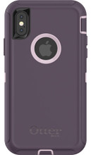 OtterBox Defender Case iPhone X - Purple Nebula