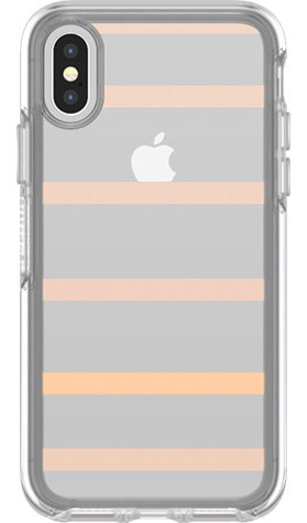 otterbox symmetry clear case for iphone x xs inside the. Black Bedroom Furniture Sets. Home Design Ideas