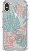 OtterBox Symmetry Clear Case iPhone X - Easy Breezy