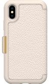 OtterBox Strada Wallet Case iPhone X - Soft Opal