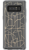 OtterBox Symmetry Clear Case Samsung Galaxy Note 8 - Drop me a line