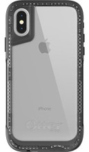 OtterBox Pursuit Case iPhone X - Black/Clear