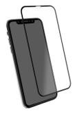 EFM TT 2X Temper + Sapphire Screen Armour iPhone XR - Clear/Black Frame