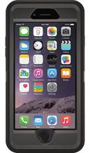 OtterBox Defender Case iPhone 6/6S - Black