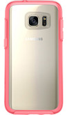 OtterBox Symmetry Clear Case Samsung Galaxy S7 - Clear/Candy Pink
