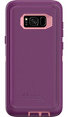 OtterBox Defender Case Samsung Galaxy S8+ Plus - Rose/Plum