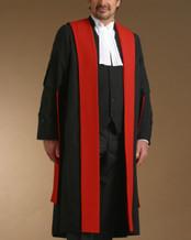 Toge traditionnelle de juge