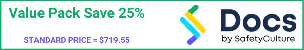 Make Safe SWMS Pack - SAVE 25%