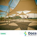 Shade Sail Installation (Residential) SWMS | Safe Work Method Statement