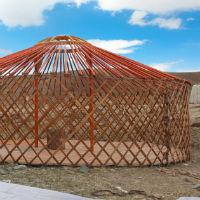 Yurt Building SWMS
