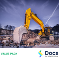 Demolition SWMS | Safe Work Method Statement Value Pack