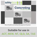 Construction/Subcontractor WHSE - Concreting 50095-3