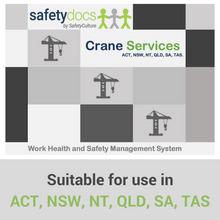 Construction/Subcontractor WHSE - Crane Services 50094-3