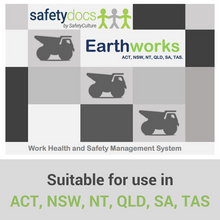 Construction/Subcontractor WHSE - Earthworks 50126-3