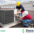 Heights (Building Maintenance Unit) SWMS   Safe Work Method Statement