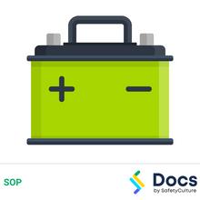 Battery Safety SOP 60237-1