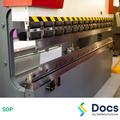 Brake Press (Hydraulic) SOP | Safe Operating Procedure