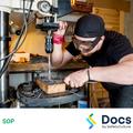 Drill Press SOP | Safe Operating Procedure