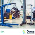Engine Crane SOP | Safe Operating Procedure