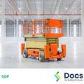 EWP (Scissor Lift) SOP | Safe Operating Procedure