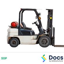 Forklift (LPG) SOP 60097-2