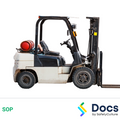 Forklift (LPG) SOP | Safe Operating Procedure
