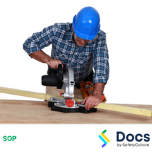 Mitre/Drop Saw SOP 60130-2