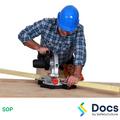 Mitre/Drop Saw SOP | Safe Operating Procedure