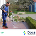 Pressure Cleaner (Water) SOP | Safe Operating Procedure