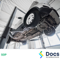 Vehicle Hoist SOP | Safe Operating Procedure