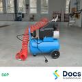 Air Compressor (Electric) SOP | Safe Operating Procedure